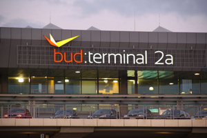 Terminal 2a Liszt Ferenc Airport