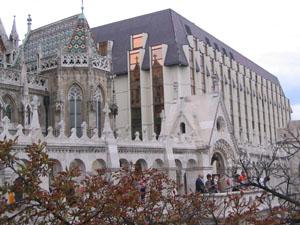 Hilton Hotel in Buda Castle