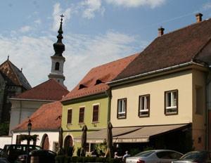 street view of 21 Magyar Restaurant