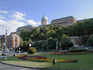 Buda Castle Royal Palace