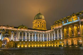 Royal Tours Vienna To Budapest