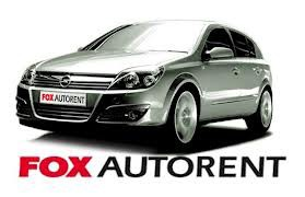 Fox Autorent's logo