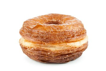 cronut in Donut Fabbrica