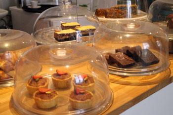cakes, tartlets in dynamobake