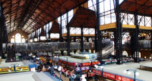 the ground floor of the Great market