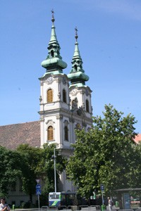 Inner City Parish Church (Belvárosi Plébániatemplom)