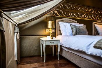 Prestige hotel Budapest-suite