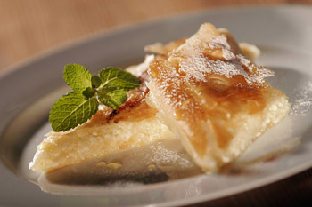 Strudel with Cottage cheese