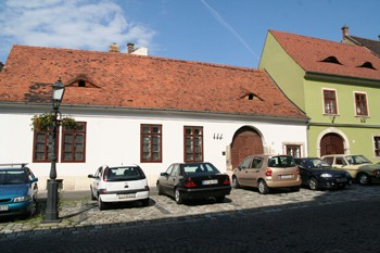 Baroque Buildings in Tancsics utca