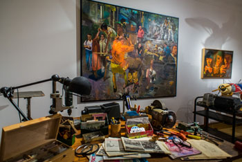 The Memorial Studio