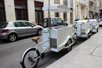 traditional ice cream cars