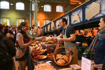 Wamp gastro market in Millenaris