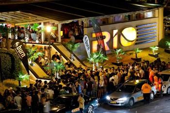 Cafe del Rio Nightclub