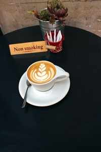 a cup of flat white my little melbourne