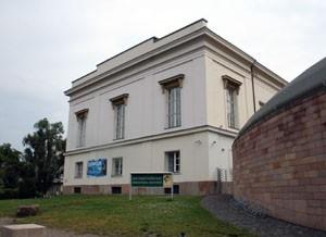 Natural History Museum entrance