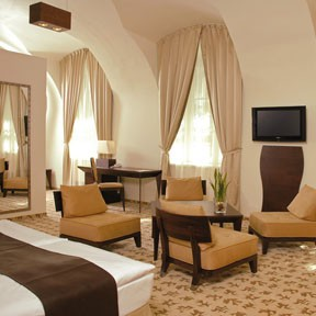 room in Buda Castle Fashion Hotel