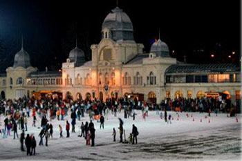 Ice Rink in City Park (Varosligeti Műjégpalya)