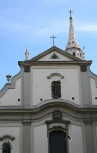 Franciscan Church's facade