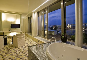 Bathroom Lanchid 19 Design Hotel