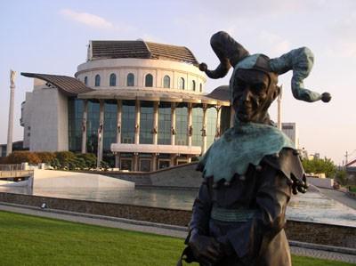 National Theater (Nemzeti Színház), Budapest