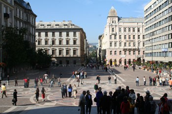 St. Stephen Square