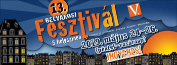 the poster of the 2019 festival